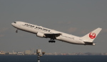 uhfxさんが、羽田空港で撮影した日本航空 767-346/ERの航空フォト(飛行機 写真・画像)