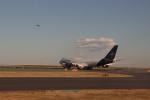 uhfxさんが、羽田空港で撮影したルフトハンザドイツ航空 747-830の航空フォト(飛行機 写真・画像)
