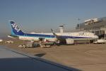 uhfxさんが、神戸空港で撮影した全日空 A321-272Nの航空フォト(飛行機 写真・画像)
