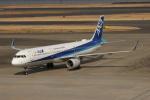 uhfxさんが、羽田空港で撮影した全日空 A321-211の航空フォト(飛行機 写真・画像)