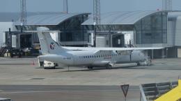 AE31Xさんが、コペンハーゲン国際空港で撮影したダニッシュ・エア・トランスポート ATR-72-201の航空フォト(飛行機 写真・画像)