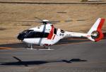 jun☆さんが、名古屋飛行場で撮影した中日本航空 EC135P3の航空フォト(飛行機 写真・画像)