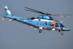 jun☆さんが、名古屋飛行場で撮影した警視庁 A109E Powerの航空フォト(飛行機 写真・画像)