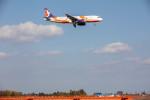 Kaaazさんが、成田国際空港で撮影したマカオ航空 A320-232の航空フォト(飛行機 写真・画像)