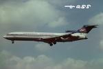 tassさんが、ロンドン・ヒースロー空港で撮影したJAT ユーゴスラビア航空 727-2H9/Advの航空フォト(飛行機 写真・画像)