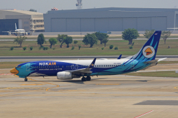 tsubameさんが、ドンムアン空港で撮影したノックエア 737-8FZの航空フォト(飛行機 写真・画像)