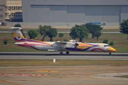 航空フォト:HS-DQA ノックエア DHC-8-400