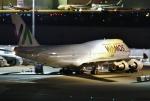 あしゅーさんが、羽田空港で撮影したワモス・エア 747-4H6の航空フォト(飛行機 写真・画像)