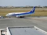 ノリださんが、宮古空港で撮影した全日空 737-54Kの航空フォト(飛行機 写真・画像)