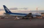 uhfxさんが、那覇空港で撮影した全日空 777-281/ERの航空フォト(飛行機 写真・画像)