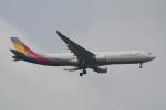 kuro2059さんが、ノイバイ国際空港で撮影したアシアナ航空 A330-323Xの航空フォト(飛行機 写真・画像)