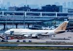 Yusuke Iwataさんが、羽田空港で撮影したアトラス航空 747-481の航空フォト(飛行機 写真・画像)