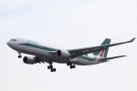KAZFLYERさんが、成田国際空港で撮影したアリタリア航空 A330-202の航空フォト(飛行機 写真・画像)