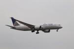 KAZFLYERさんが、成田国際空港で撮影したユナイテッド航空 787-8 Dreamlinerの航空フォト(飛行機 写真・画像)