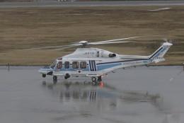 Mitsuki1211さんが、能登空港で撮影した海上保安庁 AW139の航空フォト(飛行機 写真・画像)