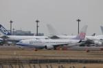 KAZFLYERさんが、成田国際空港で撮影したチャイナエアライン 737-809の航空フォト(飛行機 写真・画像)