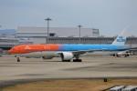 PW4090さんが、関西国際空港で撮影したKLMオランダ航空 777-306/ERの航空フォト(飛行機 写真・画像)