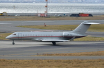kix-booby2さんが、関西国際空港で撮影したビスタジェット BD-700-1A10 Global 6000の航空フォト(飛行機 写真・画像)