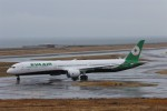 PW4090さんが、関西国際空港で撮影したエバー航空 787-10の航空フォト(飛行機 写真・画像)