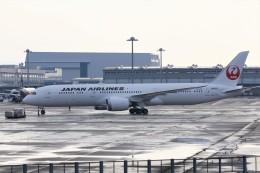 PW4090さんが、関西国際空港で撮影した日本航空 787-9の航空フォト(飛行機 写真・画像)