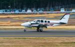 ひげじいさんが、庄内空港で撮影したジャプコン G58 Baronの航空フォト(飛行機 写真・画像)