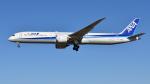 saoya_saodakeさんが、成田国際空港で撮影した全日空 787-10の航空フォト(飛行機 写真・画像)