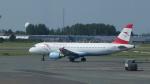 AE31Xさんが、コペンハーゲン国際空港で撮影したオーストリア航空 A320-214の航空フォト(飛行機 写真・画像)