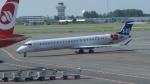 AE31Xさんが、コペンハーゲン国際空港で撮影したスカンジナビア航空 CL-600-2D24 Regional Jet CRJ-900ERの航空フォト(飛行機 写真・画像)