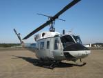 石鎚さんが、入間飛行場で撮影したアメリカ空軍 UH-1Nの航空フォト(飛行機 写真・画像)
