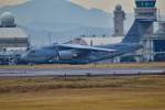 tokkyu1700さんが、名古屋飛行場で撮影した航空自衛隊 C-2の航空フォト(飛行機 写真・画像)