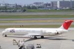 TAK_HND_NRTさんが、伊丹空港で撮影したJALエクスプレス MD-81 (DC-9-81)の航空フォト(飛行機 写真・画像)