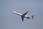 TAK_HND_NRTさんが、羽田空港で撮影したJALエクスプレス MD-81 (DC-9-81)の航空フォト(飛行機 写真・画像)