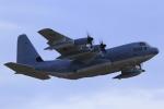 とらとらさんが、厚木飛行場で撮影したアメリカ海兵隊 KC-130T Herculesの航空フォト(飛行機 写真・画像)