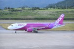 kumagorouさんが、新石垣空港で撮影したバニラエア A320-214の航空フォト(飛行機 写真・画像)
