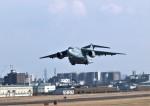 jp arrowさんが、名古屋飛行場で撮影した航空自衛隊 C-2の航空フォト(飛行機 写真・画像)