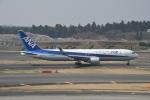 エルさんが、成田国際空港で撮影した全日空 767-381/ERの航空フォト(飛行機 写真・画像)