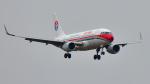 saoya_saodakeさんが、成田国際空港で撮影した中国東方航空 A319-115の航空フォト(飛行機 写真・画像)