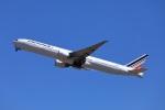 garrettさんが、成田国際空港で撮影したエールフランス航空 777-328/ERの航空フォト(飛行機 写真・画像)