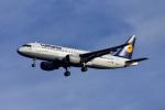 Frankspotterさんが、フランクフルト国際空港で撮影したルフトハンザドイツ航空 A320-214の航空フォト(飛行機 写真・画像)
