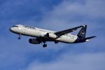 Frankspotterさんが、フランクフルト国際空港で撮影したルフトハンザドイツ航空 A321-231の航空フォト(飛行機 写真・画像)