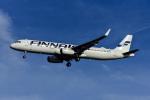 Frankspotterさんが、フランクフルト国際空港で撮影したフィンエアー A321-231の航空フォト(飛行機 写真・画像)