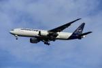 Frankspotterさんが、フランクフルト国際空港で撮影したルフトハンザ・カーゴ 777-FBTの航空フォト(飛行機 写真・画像)