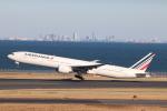 だいすけさんが、羽田空港で撮影したエールフランス航空 777-328/ERの航空フォト(飛行機 写真・画像)