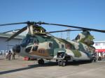 石鎚さんが、入間飛行場で撮影した航空自衛隊 CH-47J/LRの航空フォト(飛行機 写真・画像)