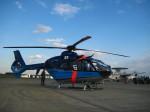 石鎚さんが、入間飛行場で撮影した埼玉県警察 EC135P2+の航空フォト(飛行機 写真・画像)