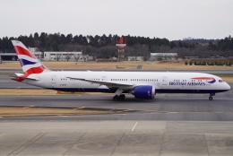 SFJ_capさんが、成田国際空港で撮影したブリティッシュ・エアウェイズ 787-9の航空フォト(飛行機 写真・画像)