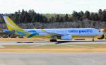 CL&CLさんが、成田国際空港で撮影したセブパシフィック航空 A330-343Xの航空フォト(飛行機 写真・画像)