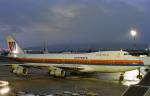 @たかひろさんが、伊丹空港で撮影したユナイテッド航空 747-122の航空フォト(飛行機 写真・画像)