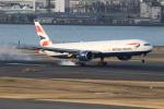 ANA744Foreverさんが、羽田空港で撮影したブリティッシュ・エアウェイズ 777-336/ERの航空フォト(飛行機 写真・画像)