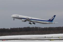 yuu@HKD/RJCHさんが、新千歳空港で撮影した全日空 777-381の航空フォト(飛行機 写真・画像)
